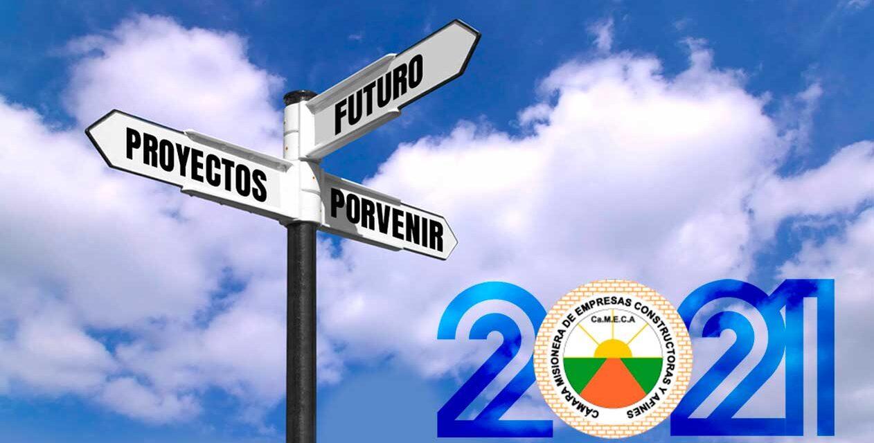 Un año de muchas dificultades, pero fructífero en proyectos que generaran trabajo para las pymes constructoras de Misiones en 2021