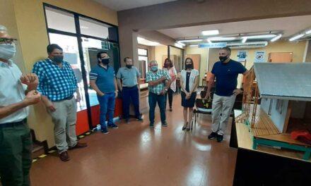 ESCUELA DE ROBÓTICA, IPRODHA Y CAMECA ratificaron en un convenio el proyecto de desarrollar un modelo de vivienda inteligente para construcción a escala en Misiones