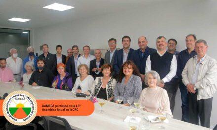 CAMECA participó de la 13° asamblea anual de la CONFEDERACIÓN DE PYMES CONSTRUCTORAS DE LA REPÚBLICA ARGENTINA en Tucumán